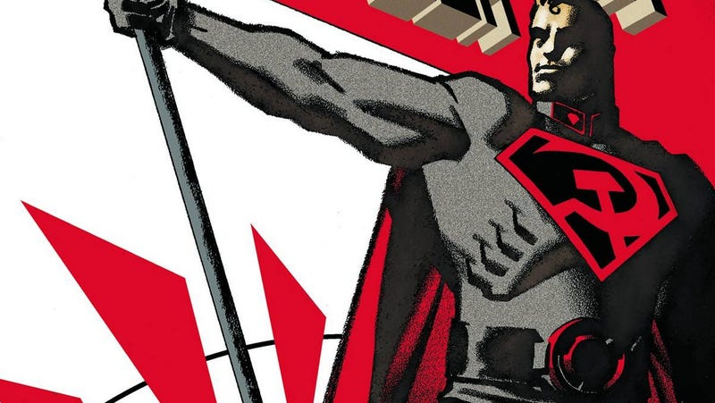 Illustration for article titled Superman: Red Son is A Fantastic Superman Story You'd Never Expect