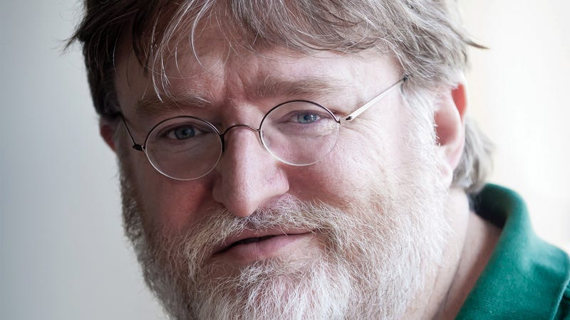 Illustration for article titled Indie Dev Threatens Gabe Newell, Has Game Removed From Steam