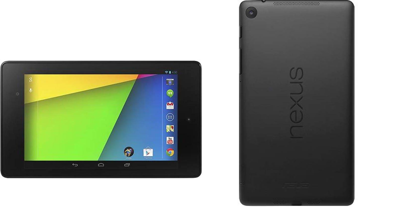 Hoy llega la nueva tableta Google Nexus 7, y ya sabemos cómo será
