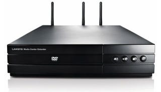 Illustration for article titled Linksys DMA 2200 Media Center Extender 2.0 Plus DVD Player