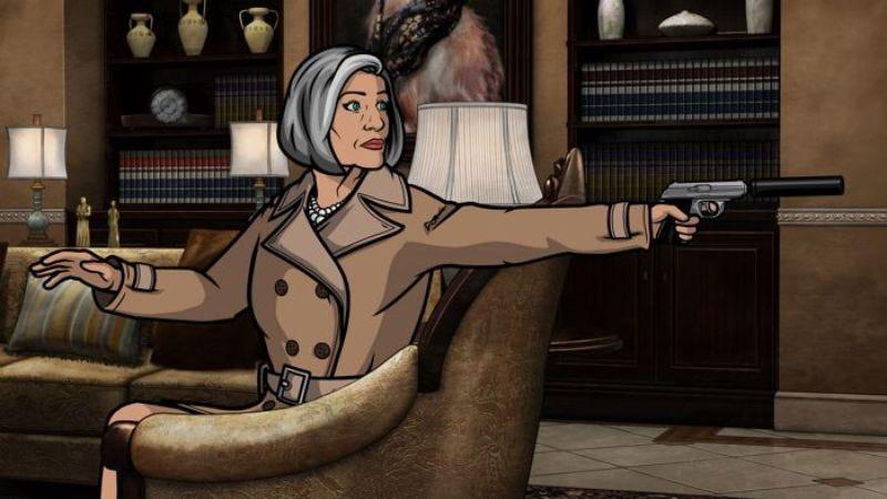 "Illustration for article titled Archer: ""Lo Scandalo"""
