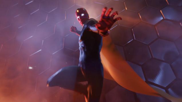WandaVision VFX Breakdown Pieces Together Vision s Marvel Visage