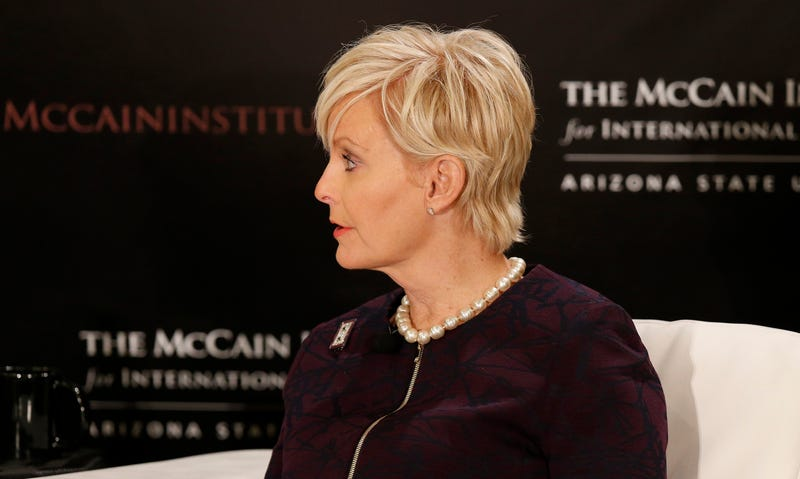 Illustration for article titled Cindy McCain Apologizes After Being Caught in Lie About Thwarting Human Trafficking