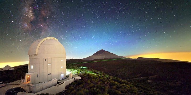 Nuevo récord en teleportación cuántica: logran conectar dos islas a 143km de distancia