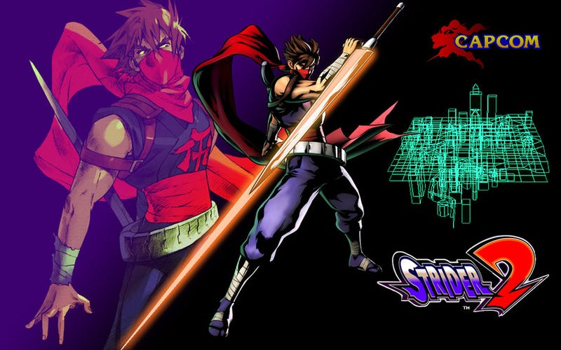 Illustration for article titled Strider 2 (PS1): The Mini Review