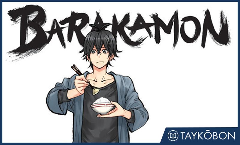 Illustration for article titled BarakamonVol. 9 - Manga Review