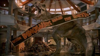 Illustration for article titled Jurassic Park re-opens for 3D business in this week's DVDs!