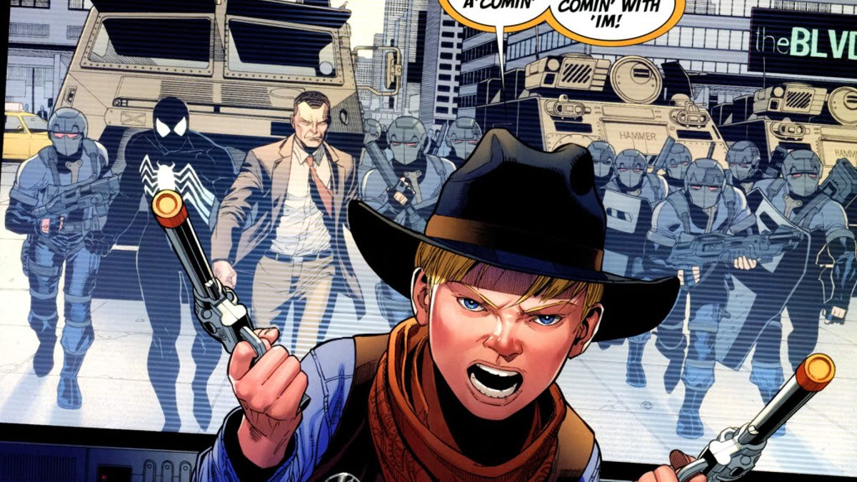 why franklin richards is the most ridiculous character in all of comics