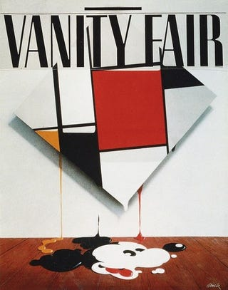 Illustration for article titled Vanity Fair Turns 100