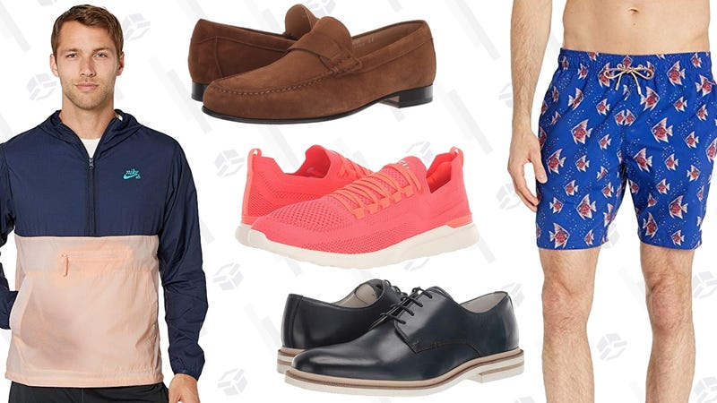 Illustration for article titled The Most Stylish Men's Finds in the Zappos Birthday Sale