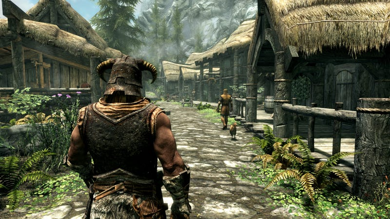 Illustration for article titled Bethesda Says Sony Won't Allow Skyrim Or Fallout 4 Mods On PS4