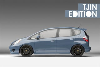 Illustration for article titled Honda Fit Tjin Is Going To SEMA
