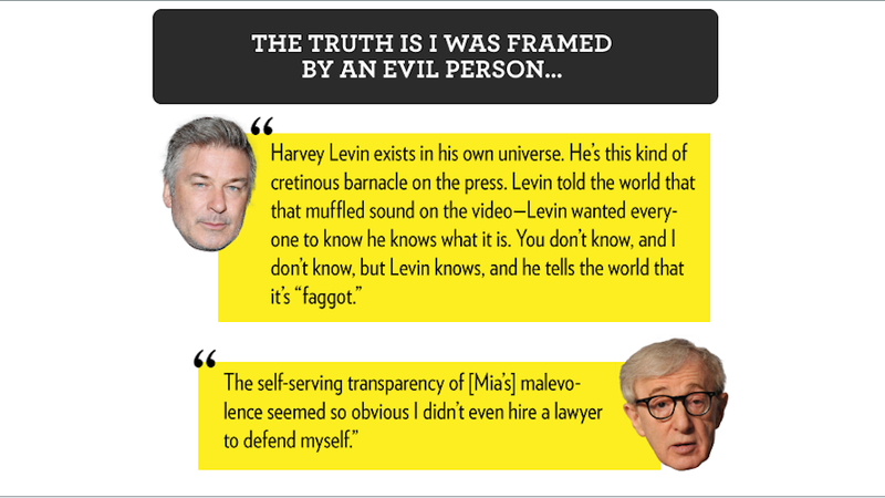 Illustration for article titled Alec Baldwin and Woody Allen Have More in Common Than You Might Think
