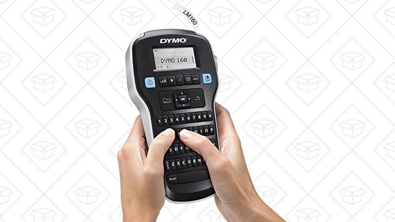 DYMO LabelManager 160 | $11 | Amazon