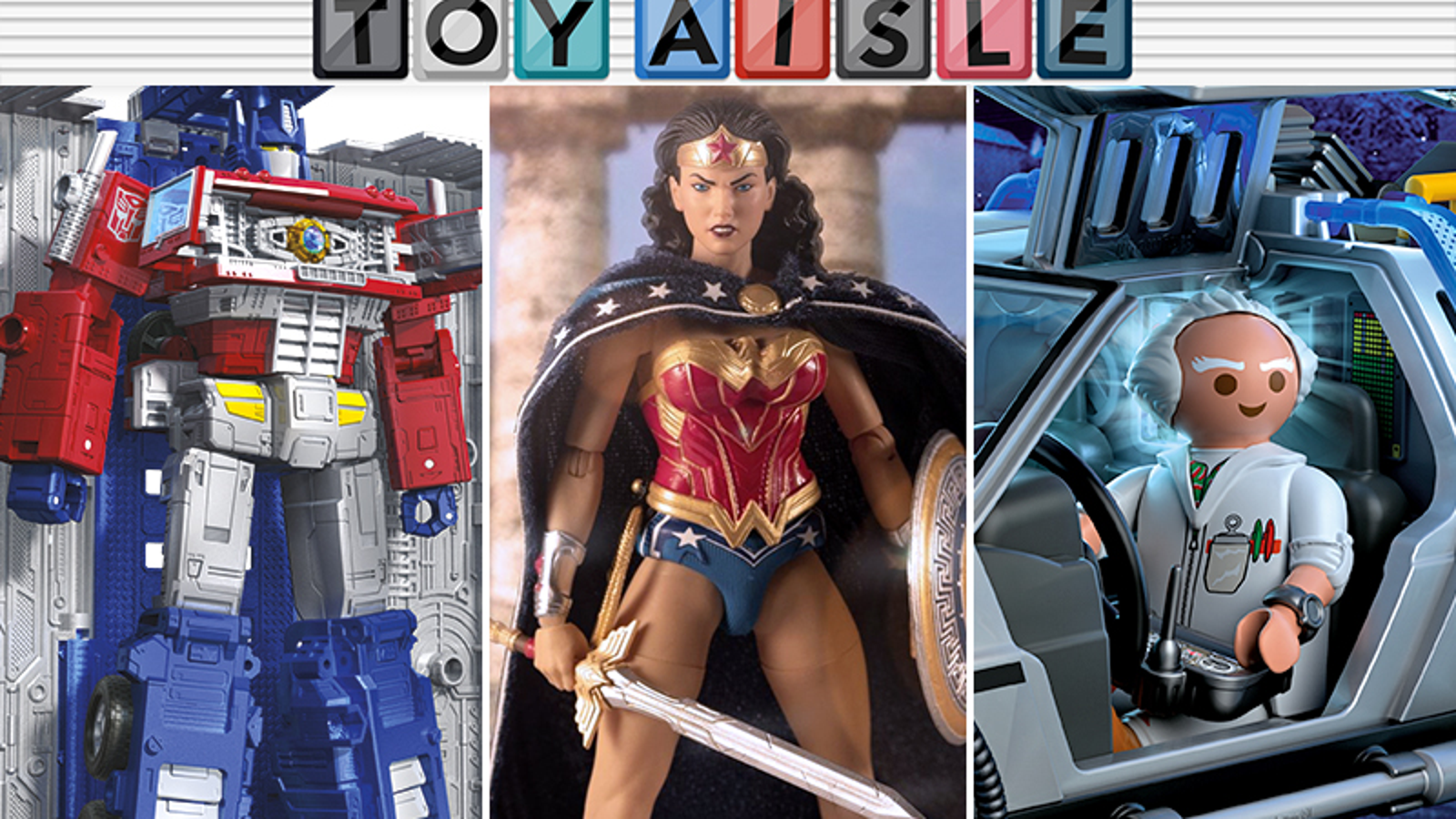 The Best Toys of the Week Are All Nostalgic Blasts From the Past