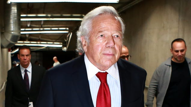 Robert Kraft Agrees To Take Voluntary Leave Of Absence From Orchids Of Asia Day Spa