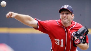 Illustration for article titled Max Scherzer Pitched One Of The All-Time Games Today