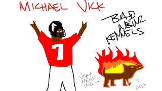 Illustration for article titled GQ's Michael Vick Story Will Just Make White People Angry Again