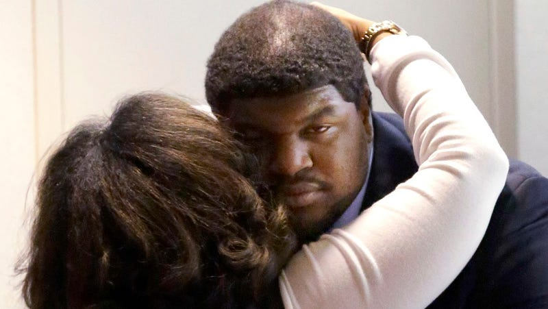 Illustration for article titled Ex-Cowboys DT Josh Brent Guilty Of Intoxication Manslaughter