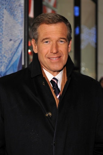 Illustration for article titled Brian Williams Isn't Interested In Your Awesome Sweatpants