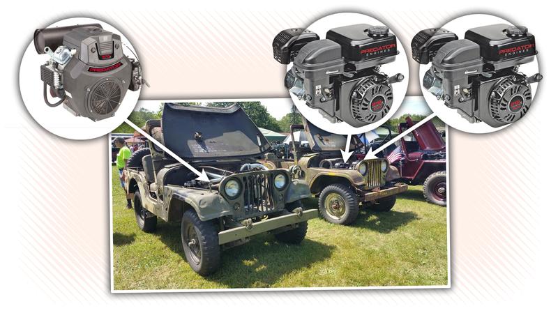 Club Car Engine Swap