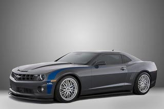 Illustration for article titled Hennessey HPE700 Camaro