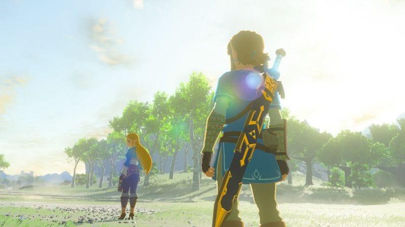 Zelda: Breath Of The Wild (Image: Nintendo)