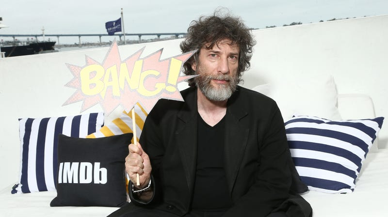 Illustration for article titled Neil Gaiman says American Gods' second season will tackle the rise of American fascism