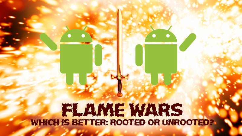 Illustration for article titled Which is Better: Rooted or Unrooted Android?