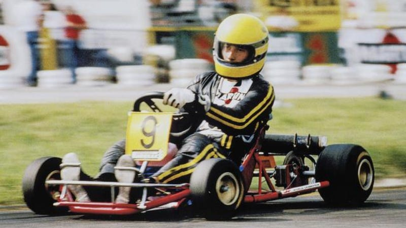 Illustration for article titled Own One Of The Go-Karts That Got Ayrton Senna Into Racing