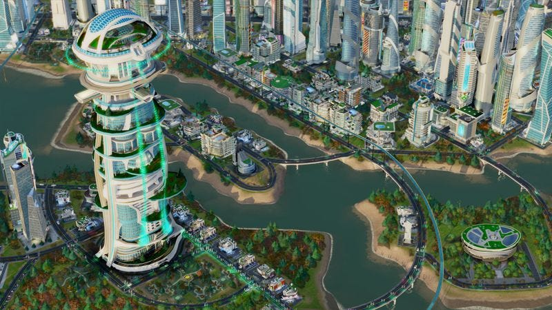 Illustration for article titled SimCity will finally get an offline version, so you can create the insular utopia of your dreams