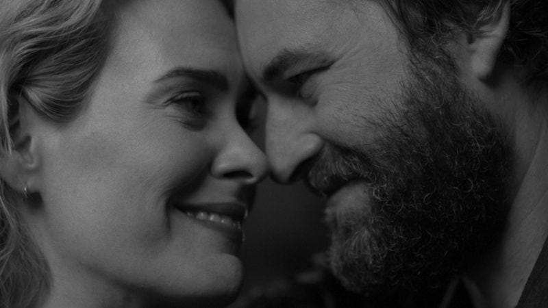 Mark Duplass and Sarah Paulson take an affecting nostalgia trip in Blue Jay