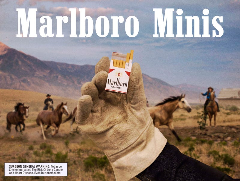 Illustration for article titled Philip Morris Releases New Single-Puff Marlboro Minis