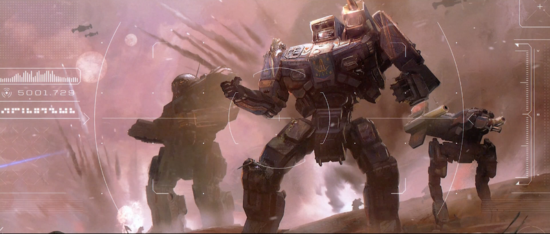 Illustration for article titled Battletech's Character Creator Is About More Than Just Looks