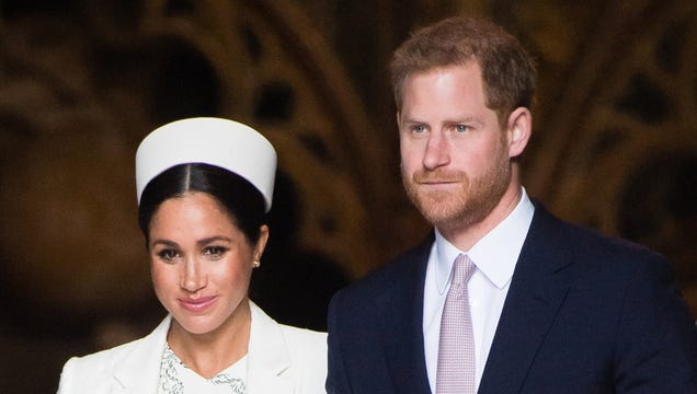 Unemployed Prince Harry, Meghan Markle Announce Plans To Give Baby Up For Adoption