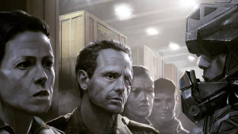 Illustration for article titled Neill Blomkamp has more Alien concept art to pass around