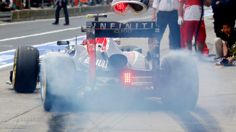 Thank God Formula One is Ditching High Degradation Tires