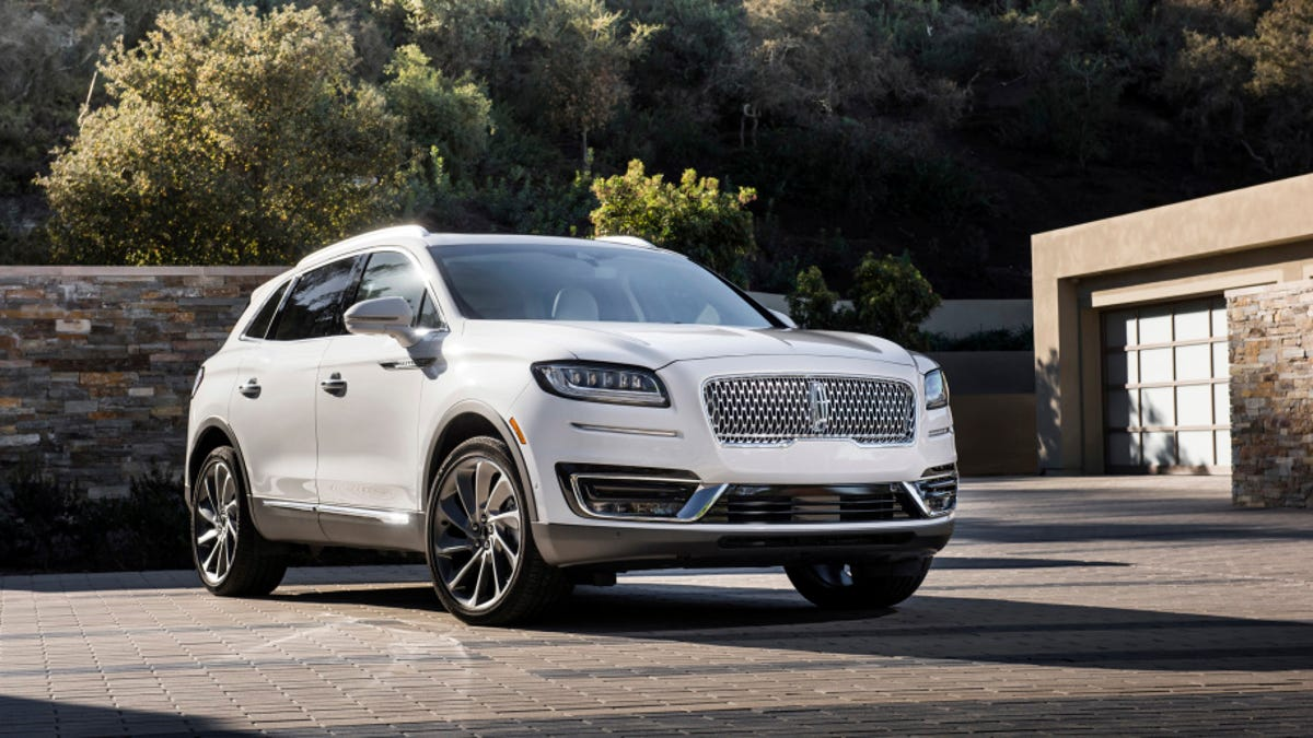The Lincoln Mkx Is Now The 2019 Lincoln Nautilus And That Will