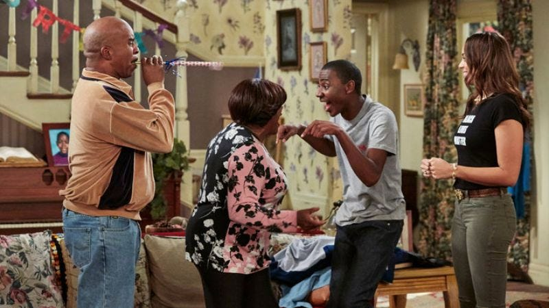 Photo: The Carmichael Show (NBC)