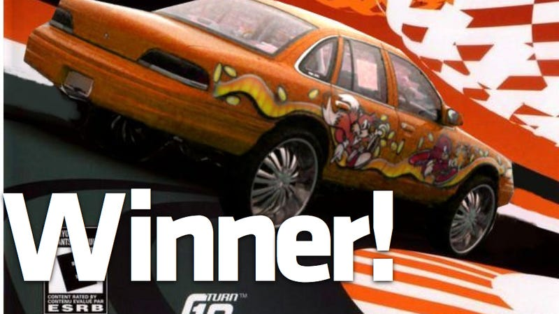 Illustration for article titled Donks, Hoopties and Shitmobiles Winners