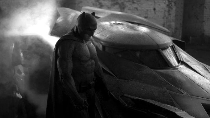 Illustration for article titled Ben Affleck Casts Doubt on Directing Batman Solo Flick