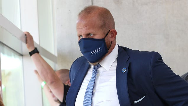 Former Trump Campaign Manager Brad Parscale in Hospital After Apparent Suicide Threats [Updated]