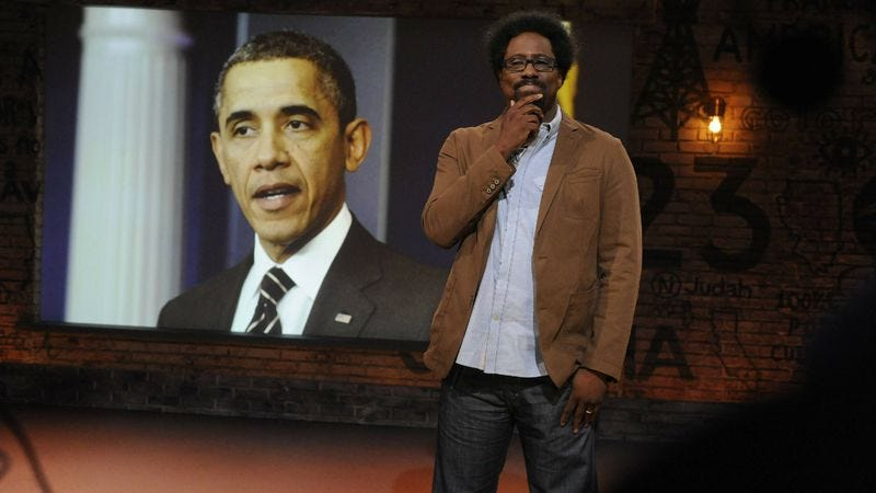 Illustration for article titled FXX cancelsTotally Biased With W. Kamau Bell