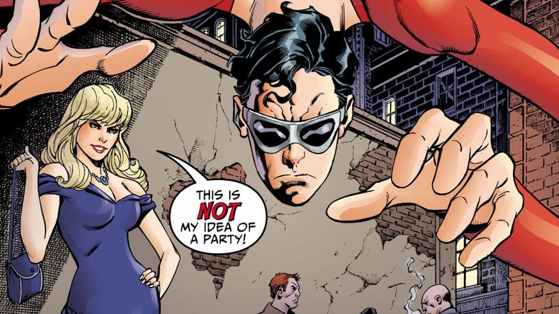 Illustration for article titled Plastic Man stretches into a new miniseries in this exclusive preview