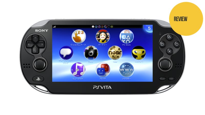 Illustration for article titled Sony Delivers with the PS Vita. It Does Not Disappoint.