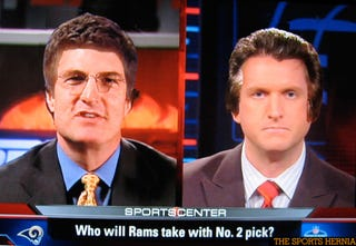 Illustration for article titled A Kiper-McShay Draft Day Hair Trade