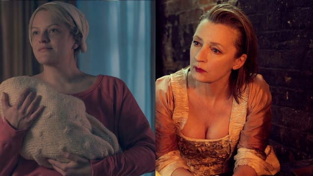 With Hulu's Handmaid's Tale and Harlots, one story ends as another begins
