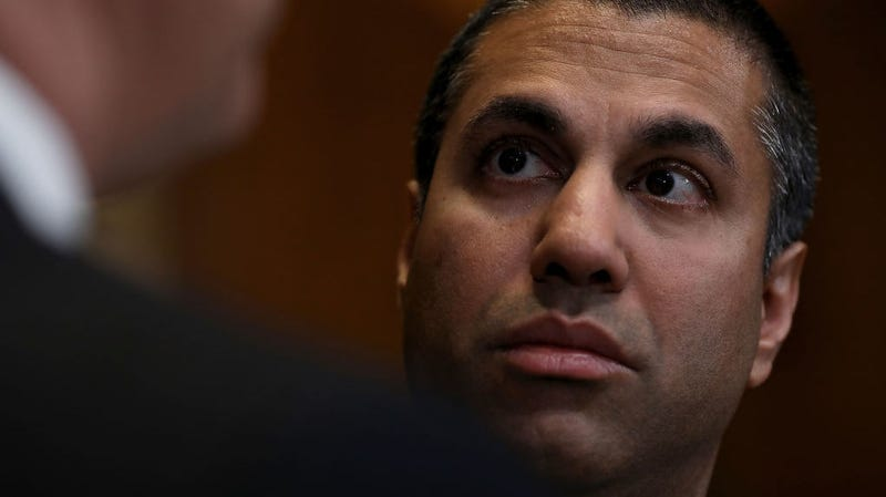 Illustration for article titled Senators Set Deadline for Ajit Pai's FCC to Open Up About Its DDoS Attack Claims