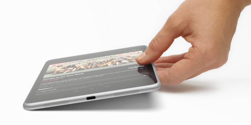 Nokia's N1 Android tablet from 2014 (Image: Nokia)