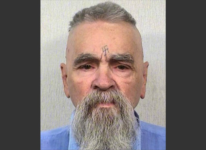 Illustration for article titled Hey Ladies: Charles Manson Lets Marriage License Expire